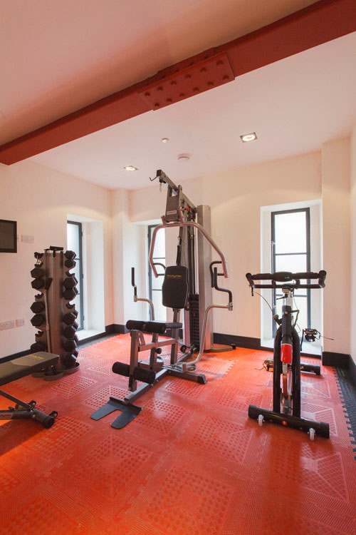 Investing in yourself building a home gym case design remodeling