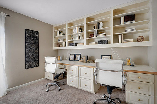 How to create his and hers spaces while maintaining a for Decoration interieur petit espace