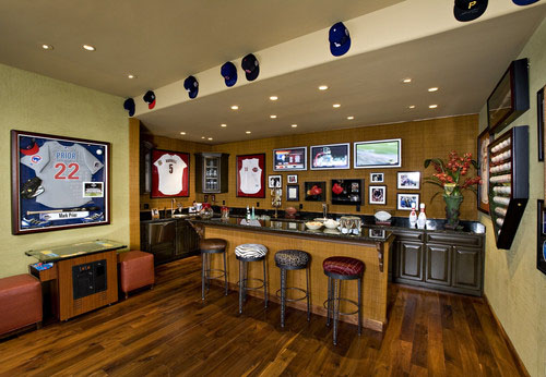 The Man Cave Home Remodeling Contractor MDDCNoVA