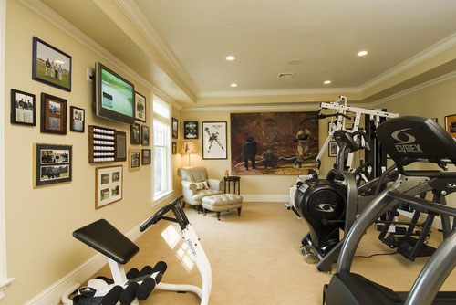 Pump up your personal gym case design remodeling md dc nova