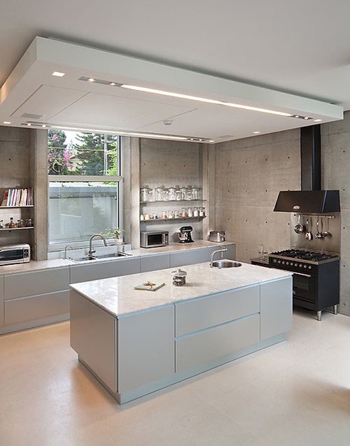 New trends in modern kitchens home remodeling contractor - How to keep up with contemporary home decor trends ...
