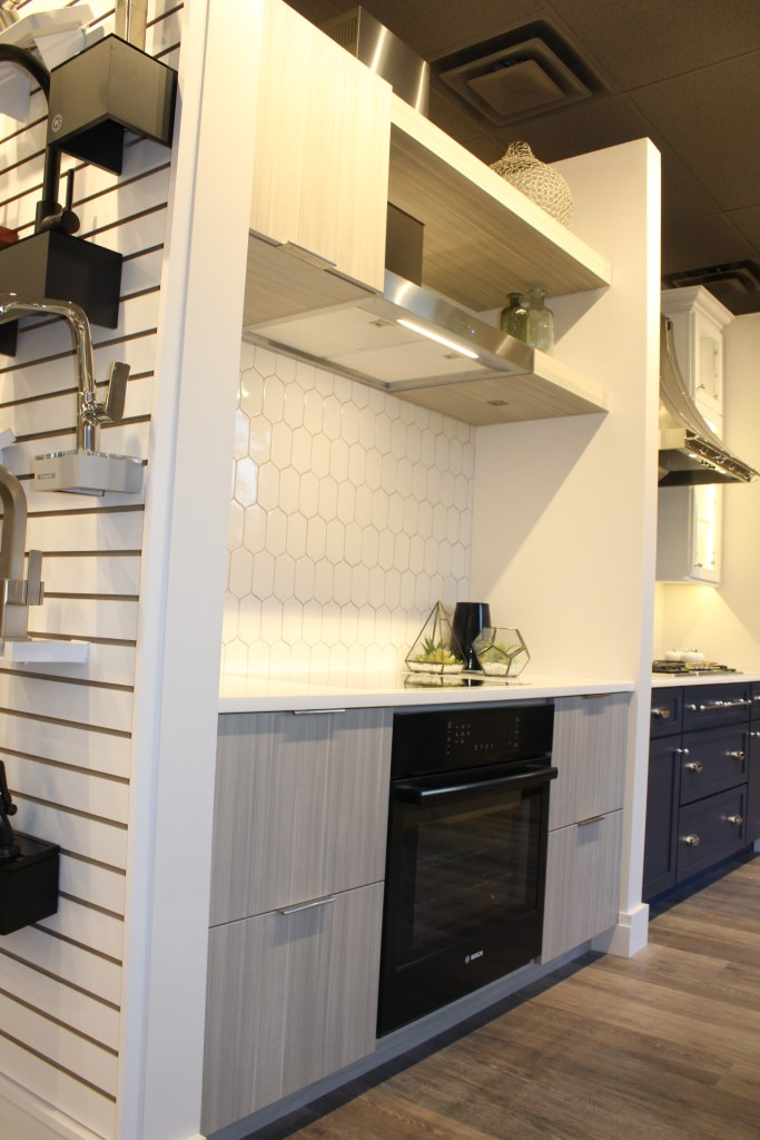 Sample kitchen and oven